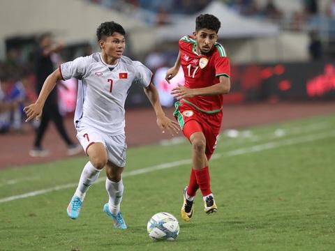 HLV Park Hang Seo, U23 Việt Nam, Bùi Tiến Dũng, Hùng Dũng, vòng bảng ASIAD