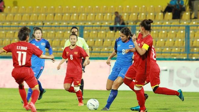 Đánh bại Thái Lan 3-2, tuyển nữ Việt Nam vào tứ kết gặp đội nào?