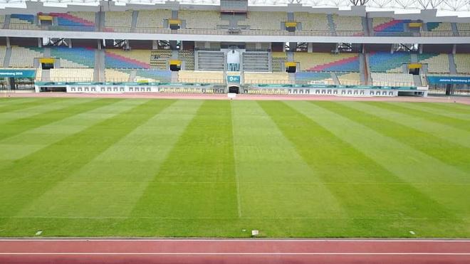 Olympic Việt Nam không được làm quen sân thi đấu, tập cách khách sạn 48km