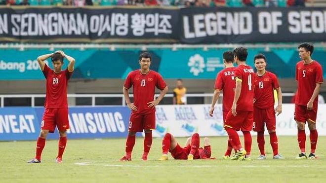 U23 Việt Nam ngẩng cao đầu rời cuộc chơi