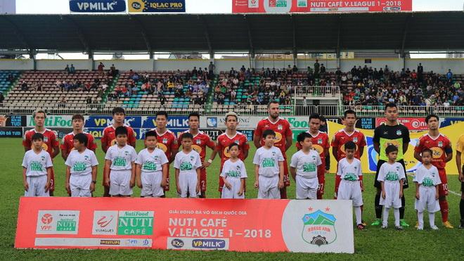 Lịch thi đấu, trực tiếp vòng 24 V-League 2018