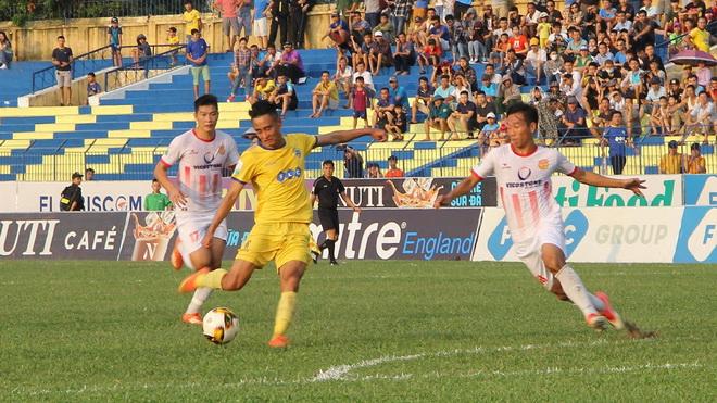 V-League 2018: Trên những chuyến tàu ngược