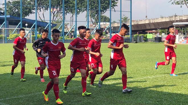 Trực tiếp U16 Việt Nam vs U16 Ấn Độ (19h45 ngày 21/9)