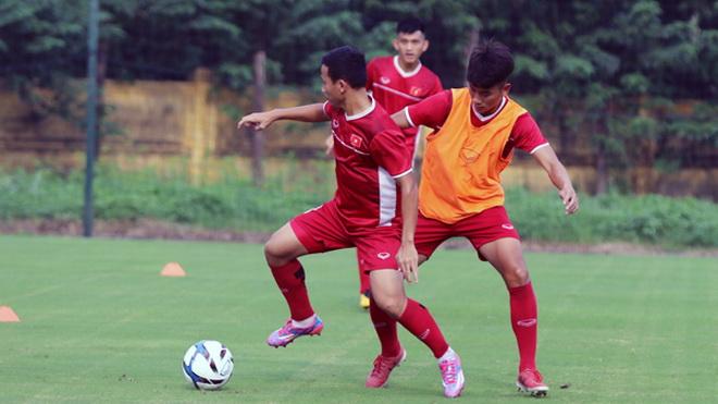 U19 Việt Nam sẵn sàng đối đầu U19 Uruguay