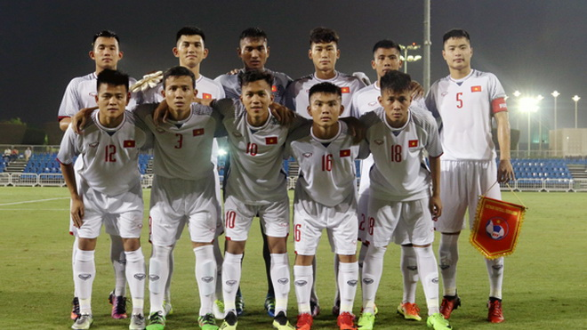 CẬP NHẬT U19 châu Á 19/10: U19 Việt Nam xuất trận, tự tin đánh bại Jordan