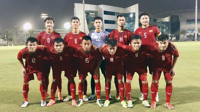 U19 Việt Nam khiến 'đàn em' Suarez 'toát mồ hôi', tự tin hướng đến VCK U19 châu Á