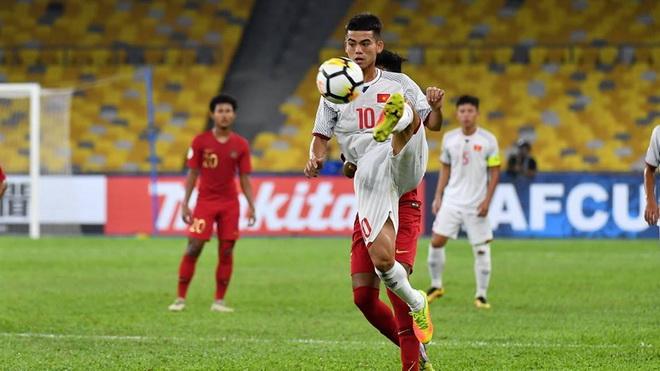 Chia điểm Indonesia, U16 Việt Nam mất quyền tự quyết ở giải châu Á