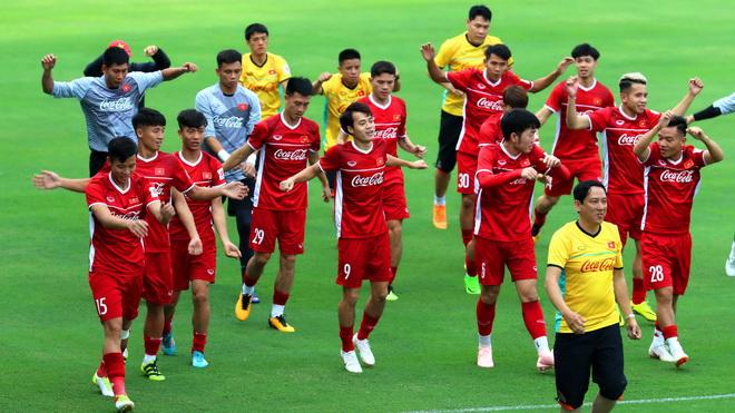 HLV Park Hang Seo: 'Mục tiêu của tuyển Việt Nam là đứng đầu bảng A'