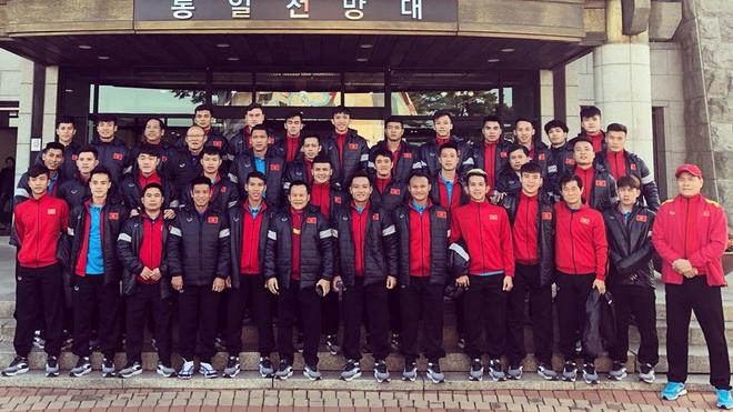 Tuyển Việt Nam đấu nội bộ, thầy Park 'chấm' đội hình đấu Incheon