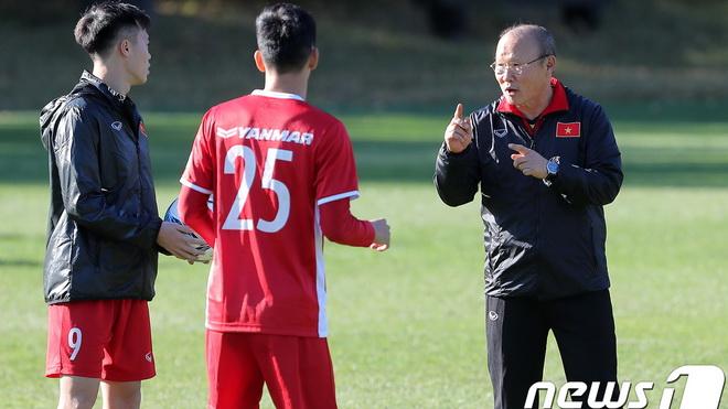HLV Park Hang Seo không nghĩ sẽ gặp Hàn Quốc tại ASIAN Cup