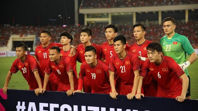 Việt Nam 4-2 Philippines: Quang Hải, Văn Đức, Văn Hậu và Ngọc Hải ghi bàn