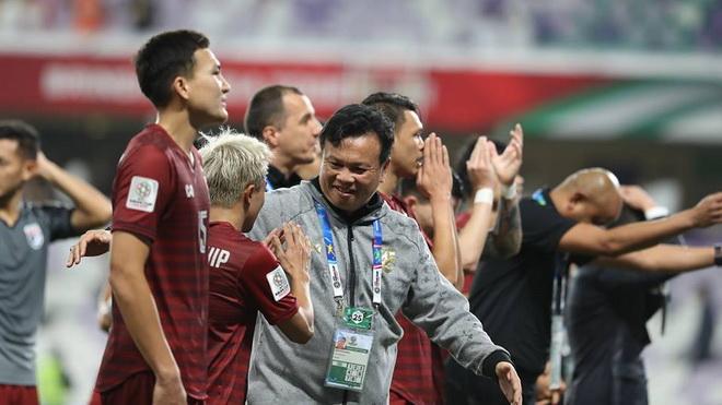 Tuyển thủ Thái Lan chúc cho tuyển Việt Nam thắng Yemen