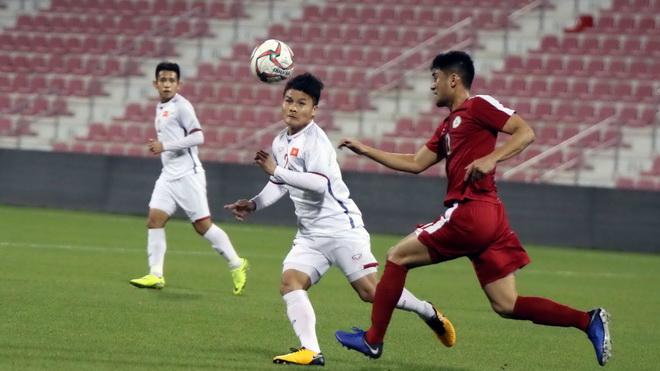 Tuyển Việt Nam chốt lịch đấu Jordan ở UAE