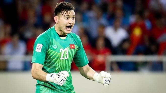 Thủ môn Văn Lâm: 'Mọi cầu thủ đều có giấc mơ dự World Cup'