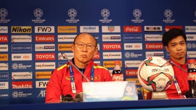 HLV Park Hang Seo: 'Nhật Bản mạnh nhưng Việt Nam quyết tâm thắng'