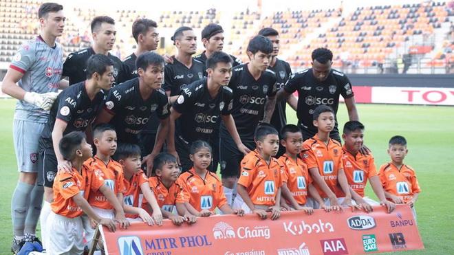 TRỰC TIẾP Buriram United vs Chiangrai: Xuân Trường tiếp tục dự bị