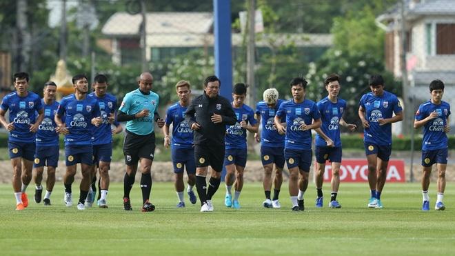 Chanathip chấn thương, Thái Lan lo sốt vó trước khi đấu tuyển Việt Nam tại King's Cup