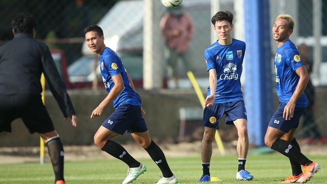 King's Cup 2019: Chân sút số 1 tuyển Thái nghỉ tập ngày thứ hai liên tiếp