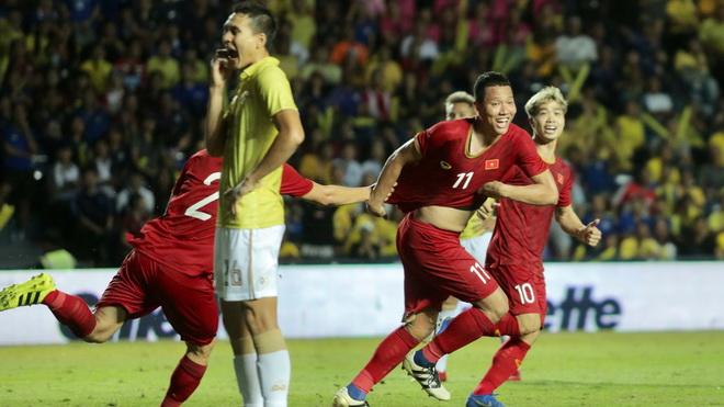 HLV Park Hang Seo chốt danh sách đấu Thái Lan với nhiều bất ngờ