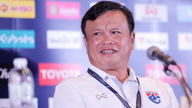 HLV Thái Lan: 'Tập nhiều hơn không phải là lợi thế trước đội tuyển Việt Nam'
