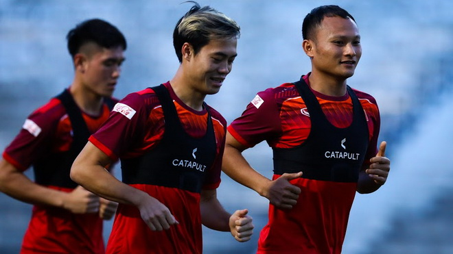 King's Cup 2019: Tuyển Việt Nam cấp tốc tập luyện
