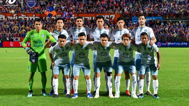 Buriram ra mắt tuyển thủ Philippines gốc Đức, Xuân Trường 'nguy to'