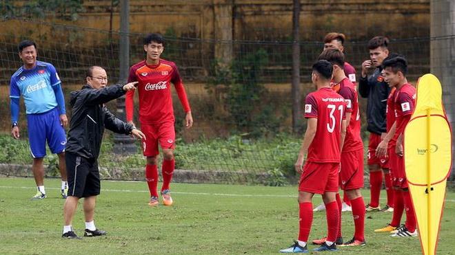 U23 Việt Nam tập trung ngắn hạn, HLV Park Hang Seo tuyển quân cho SEA Games