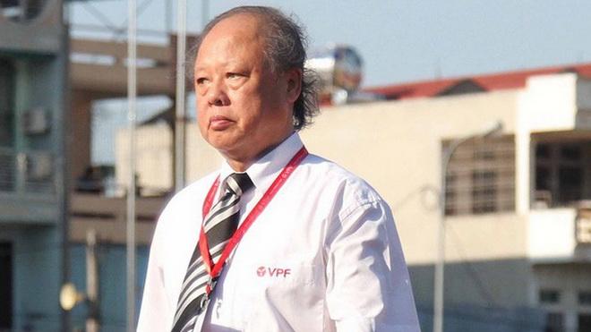 Cựu giám sát trọng tài Đoàn Phú Tấn: 'Tôi ngẩng cao đầu rời cuộc chơi'