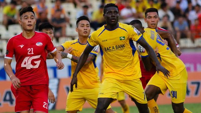 Lịch thi đấu và trực tiếp bóng đá V League hôm nay. Trực tiếp SLNA vs Hải Phòng, Hà Nội vs Thanh Hóa
