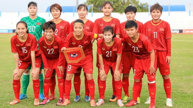 Lịch thi đấu và trực tiếp bóng đá nữ Đông Nam Á hôm nay: Việt Nam vs Myanmar