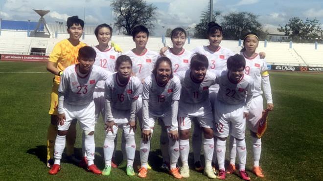 Lịch thi đấu và trực tiếp bóng đá nữ Đông Nam Á: Việt Nam sớm vào bán kết