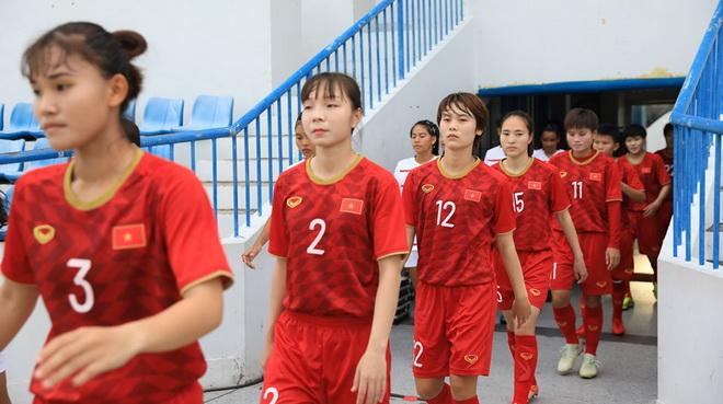 Lịch thi đấu, trực tiếp chung kết bóng đá nữ Việt Nam vs Thái Lan