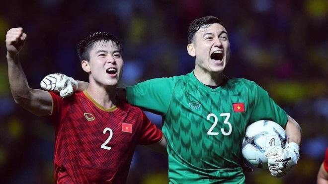 HLV Park Hang Seo giữ bộ khung tuyển Việt Nam đấu UAE và Thái Lan