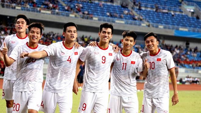 Tin tức bóng đá U22 Việt Nam vs U22 Trung Quốc 9/9: HLV Park Hang Seo chia tay U22 Việt Nam, thẳng tiến Indonesia