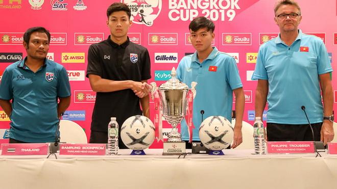 Xem trực tiếp bóng đá U19 Việt Nam vs U19 Thái Lan (19h00 ngày 10/10)