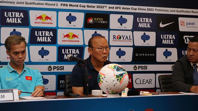 HLV Park Hang Seo: 'Tôi không thể đánh giá hết sự phát triển của bóng đá Đông Nam Á'