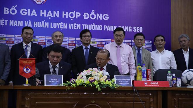 Với HLV Park Hang Seo tuyển Việt Nam sẽ là đội mạnh ở châu Á