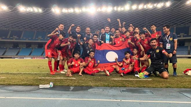 U19 Lào giành vé dự VCK U19 châu Á, Thái Lan bị loại đầy cay đắng