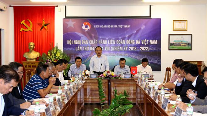 4 CLB được đặc cách dự V League 2020