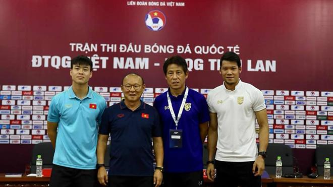 HLV Park Hang Seo và ông Nishino quyết đấu tại SEA Games