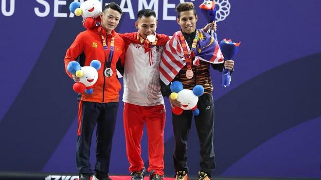 TRỰC TIẾP SEA Games 30 ngày 2/12: Gặt vàng từ wushu và cử tạ. Bảng tổng sắp huy chương mới nhất