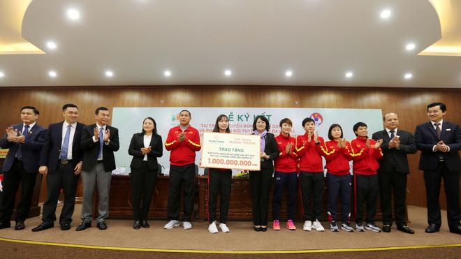 Bóng đá nữ Việt Nam nhận 'doping' hướng đến World Cup