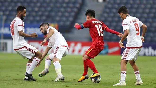 HLV UAE thất vọng vì không đánh bại được U23 Việt Nam
