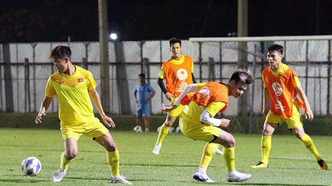 bóng đá Việt Nam, tin tức bóng đá, U23 Việt Nam, U23 châu Á, Park Hang Seo, Uzbeskistan là chủ nhà VCK U23 châu Á 2022, V-League, lịch thi đấu vòng 4 V-League