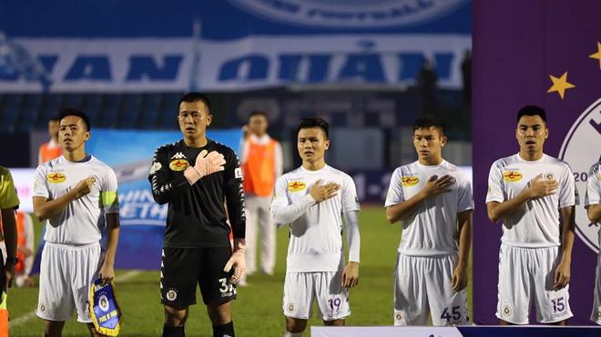 Quang Hải 'chìm' trong ngày Hà Nội thua Than Quảng Ninh 'sấp mặt'
