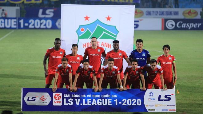 Cập nhật trực tiếp bóng đá V-League vòng 13: HAGL vs TPHCM. Hà Nội vs Thanh Hóa