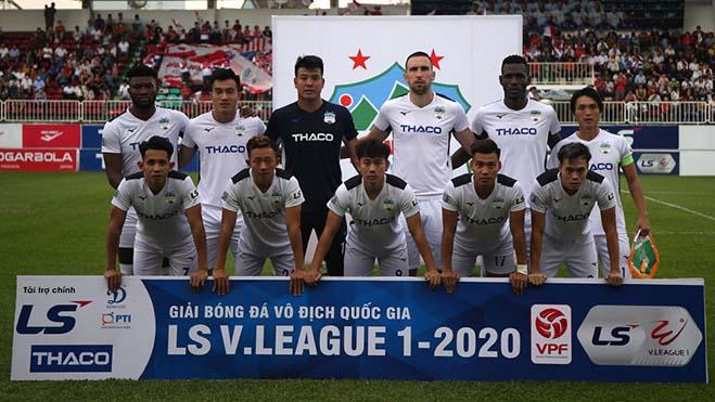 Cập nhật trực tiếp bóng đá V-League 2020: Thanh Hóa vs Đà Nẵng, HAGL vs Hà Tĩnh, TPHCM vs Bình Dương