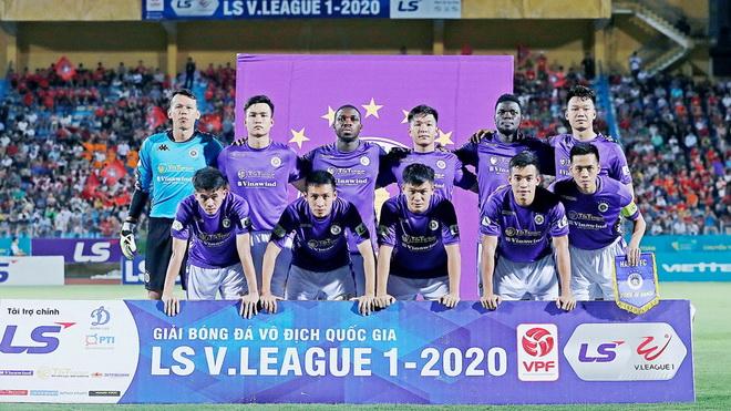 Cập nhật trực tiếp bóng đá V-League 2020: Hà Nội vs Sài Gòn (VTV6 trực tiếp)