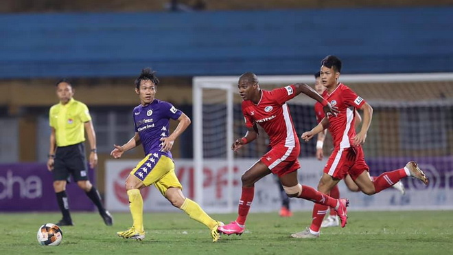 bóng đá Việt Nam, tin tức bóng đá, kết quả bóng đá V League, BXH V League, Viettel vs Hà Nội, HLV Chu Đình Nghiêm, Viettel vs Than QN, Hà Nội vs Sài Gòn