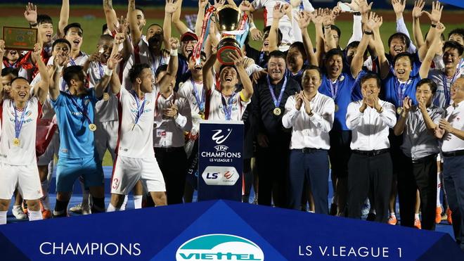 bóng đá Việt Nam, tin tức bóng đá, bong da, tin bong da, Viettel, Viettel vô địch, BXH V League 2020, kết quả bóng đá hôm nay, trực tiếp bóng đá